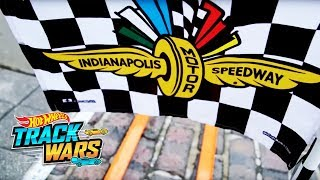 Baixar Cross the Indy Finish Line! | Indy 500 | Track Wars | Hot Wheels