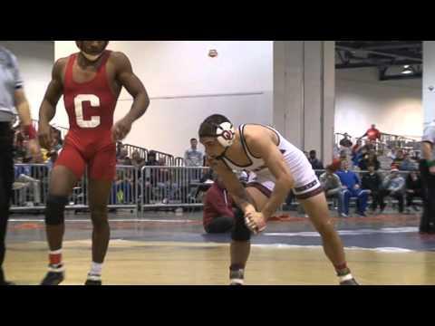 CKLV 133 FINALS Nahshon Garrett dec Cody Brewer Oklahoma 14 9