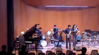 Tokyo International Combined Jazz Orchestra Concert @ CAJ 7 June 20...