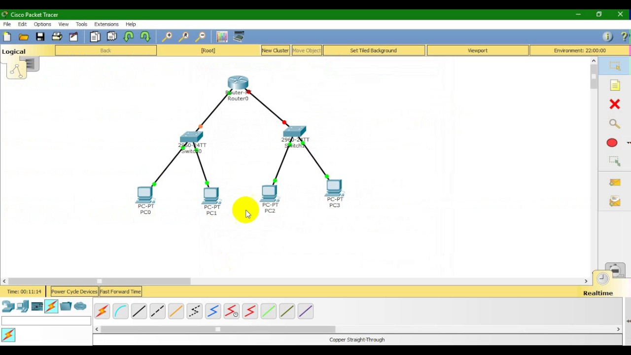 Network packet tracer   Cisco Packet Tracer 7 2 : Download free labs