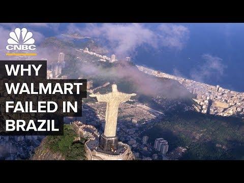 Why Walmart Failed In Brazil?