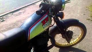 Yamaha 500 XT