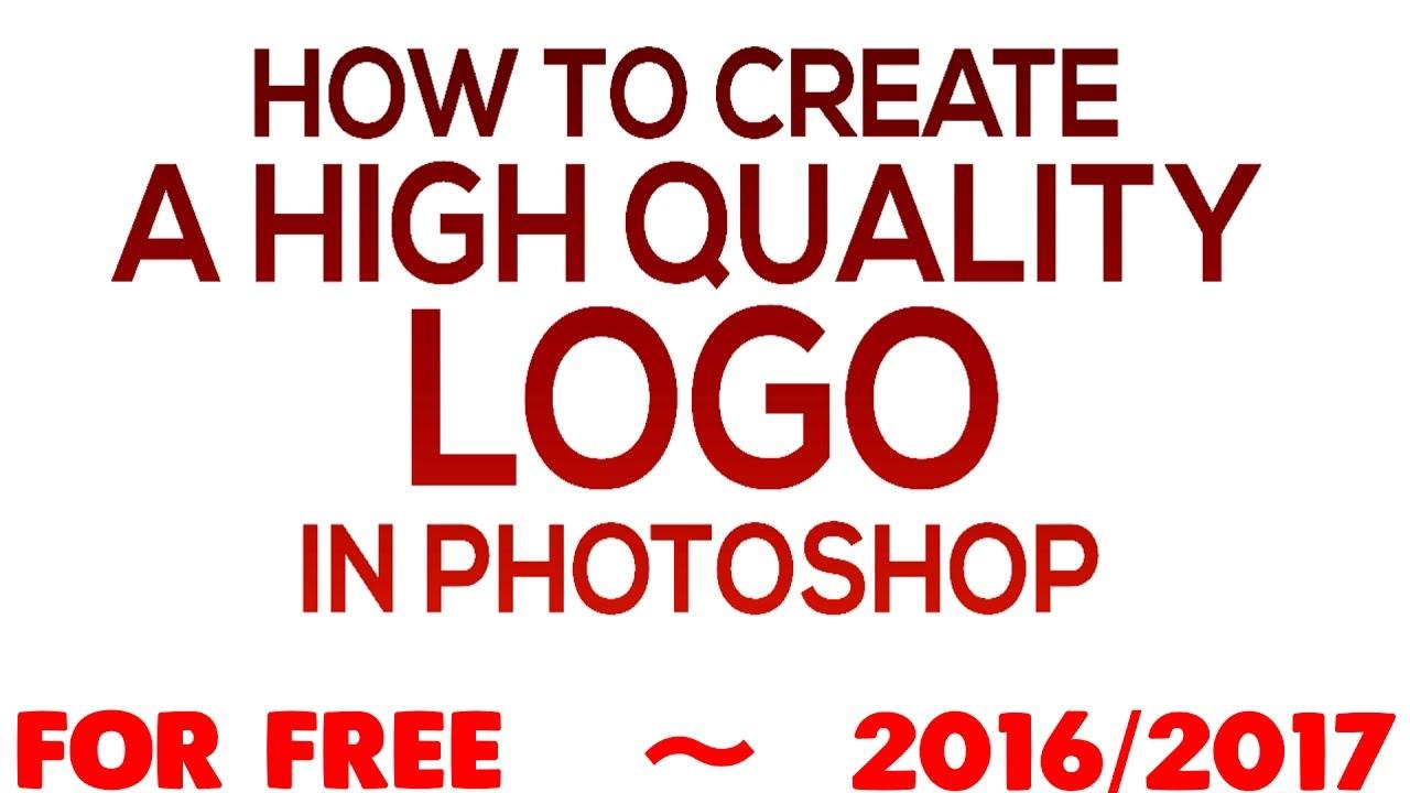 create high resolution logo