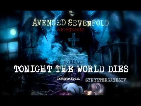 Avenged Sevenfold - Tonight The World Dies (Official Instrumental)