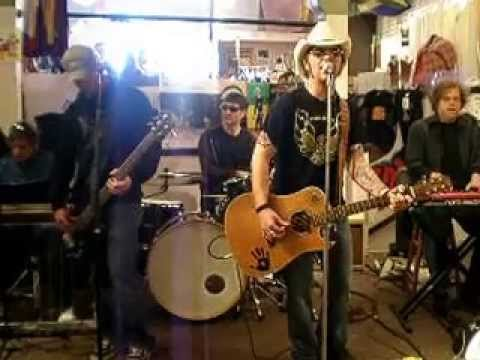 LOST DOGMA at Cactus Records Missoula Mt Record Store Day