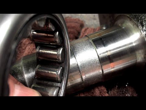 1998 - F150 - Replacing Axle, Rear Axle Bearing, Axle oil Seal