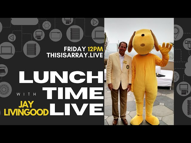 Lunchtime Live w/ Jay Livingood of Yellow Dog Software and Erik J. Olson