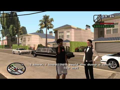 GTA San Andreas - Secret Phonecalls