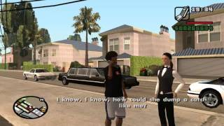 GTA San Andreas - Secret Phonecalls
