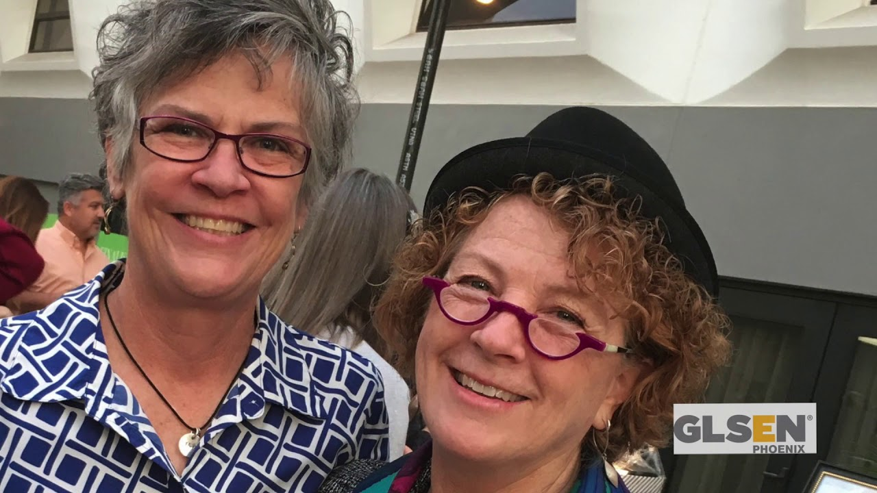 Laurie Provost and Kris Kollasch: 2019 Sparkle Glitter GLSEN Legacy Award
