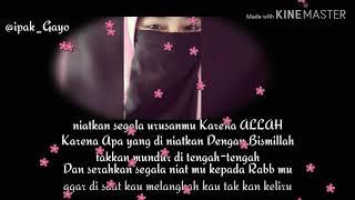 Download Video Status WhatsApp islami 30 detik || niat || Hijrah MP3 3GP MP4