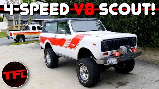 Is An International Scout II Better Than A Jeep? This IH Hides Some Major Surprises!