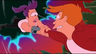 """""""Futurama: Worlds of Tomorrow"""" Story Trailer for New Mobile Game"""