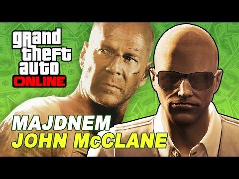 MAJDNEM JOHN MCCLANE   GTA Online
