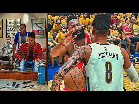James Harden Tried To Fight In The Playoffs | JUICE IS BACK & NEW INTRO | NBA 2k18 MyCareer #23