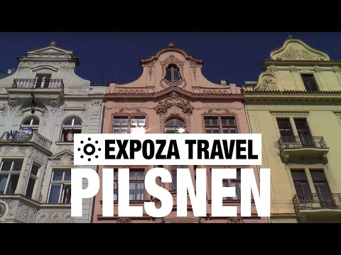 Pilsen (Czech Republic) Vacation Travel Video Guide
