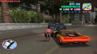 Kevin Josue | GTA Vice City   Mission 19   Sir Yes Sir!