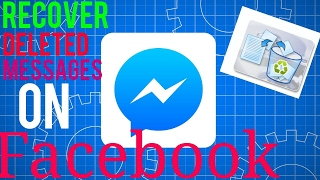 How to Find Deleted Messages on Facebook?? 2017