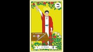 El Tarot como Meditación -  El Mago - Arcano 1