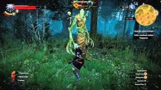 The Witcher 3 Леший с сюрпризом