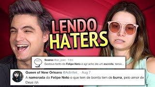 LENDO HATERS - NAMORADA!