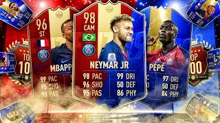 MY FUT CHAMPIONS REWARDS! INSANE LIGUE 1 PLAYER PICKS! FIFA 19 Ultimate Team