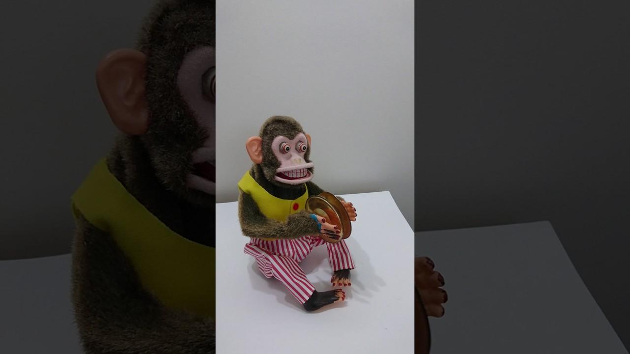 トイストーリー3 見張り猿 シンバルモンキー 動作確認 201229677868