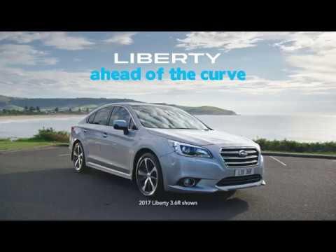 Subaru Liberty | Subaru Australia
