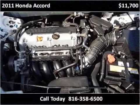 2011 Honda Accord Used Cars Kansas City MO