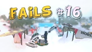 Racing Games FAILS Compilation #16