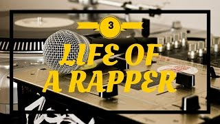 Life Of A Rapper #3-Back to Hollywood-Jan 30,2009