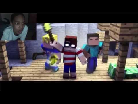 Let's Have Some FUN In Minecraft REACTION | SHINE!