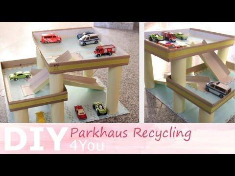 Kinder-Spielzeug selber machen | PARKHAUS | Rebekka - YouTube