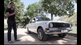 Таджикский Обзор ГАЗ 24-10 (тюнинг)
