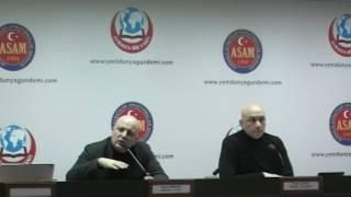 Avrasya Bİr Nedret Ersanel Konferansi 2