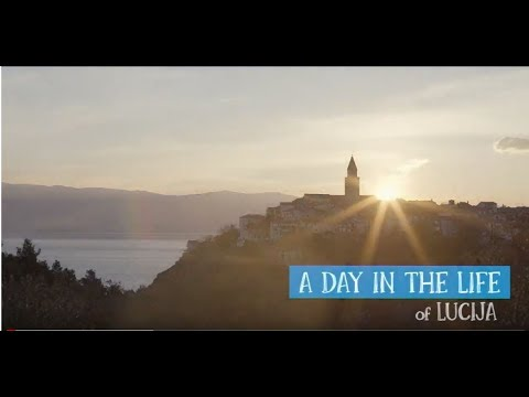 A Day In The Life Of Lucija In Croatia