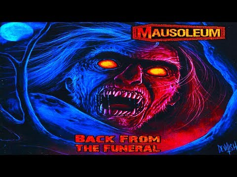 Mausoleum - Back from the Funeral   Full Album (Old School Death Metal)