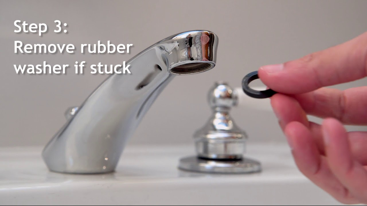 faucet aerator with on off switch. Replace Your Faucet Aerator  WaterSense Bath Hack 2 YouTube