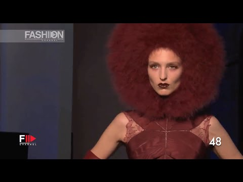 JEAN PAUL GAULTIER Full Show Haute Couture Fall 2016 Paris by Fashion Channel