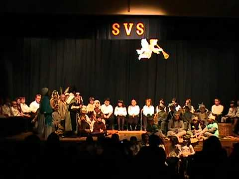 St Vitus School production of Manger Mouse