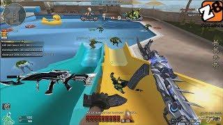 Crossfire NA/UK :  (VIP) AK 47 - Iron Beast in HMX - Gameplay
