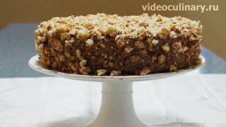 Торт Белочка - Рецепт Бабушки Эммы