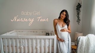 Baby Girl Nursery Tour: Roxy Limon