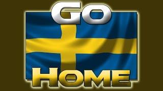 Sweden to deport 80k asylum seekers.