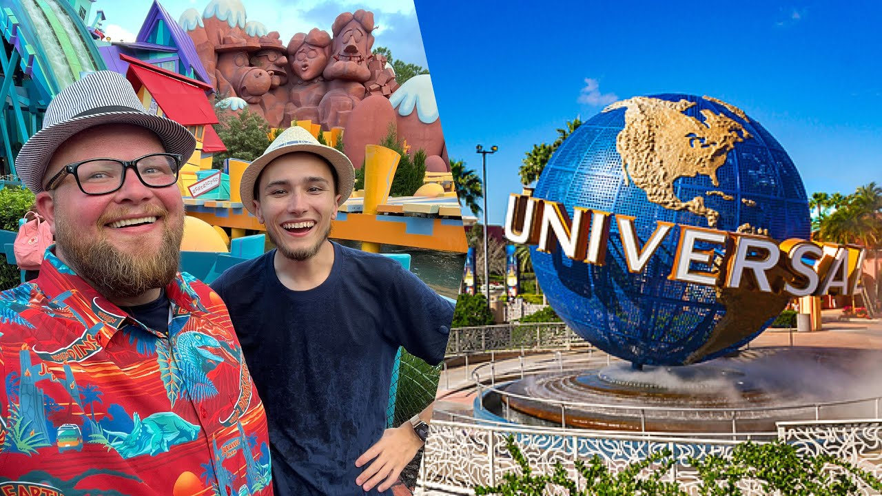 Download Universal Studios Orlando Oct 2021   Orlando Informer Vs PMM The Loser Gets Soaked & BEST DAY EVER