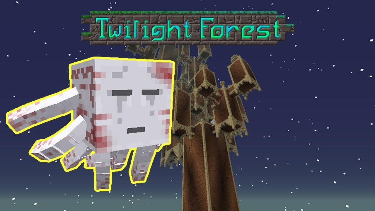 twilight forest biomes