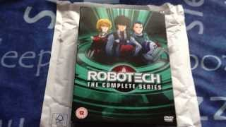 Robotech: The Complete Series Unboxing!