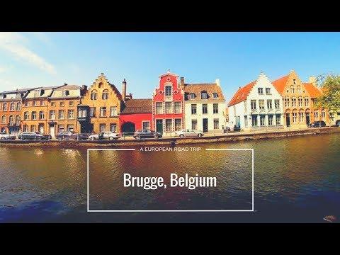 Bruges, Belgium // European Road Trip