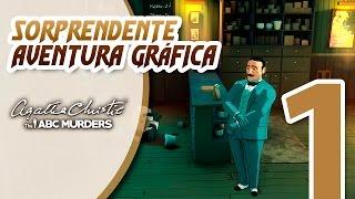 AGATHA CHRISTIE: THE ABC MURDERS Gameplay ESPAÑOL #1