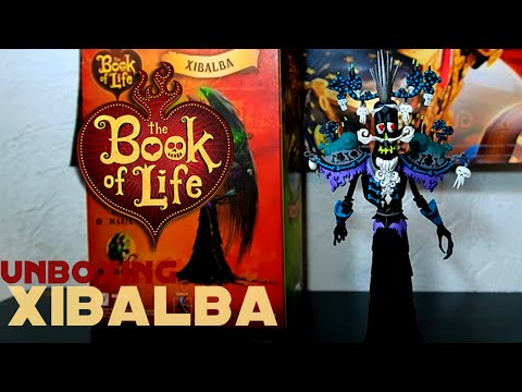 FUNKO LEGACY COLLECTION: BOOK OF LIFE - XIBALBA UNBOXING